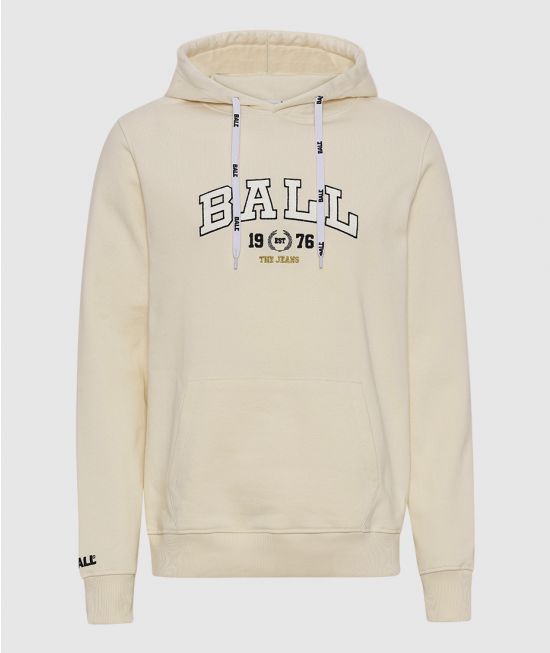BALL HOODIE - S. LARGENT